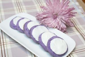 Lavender Almond Meltaway Cookies