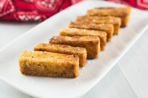 Spiced Fried Tofu
