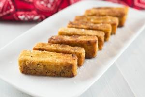 Spiced Fried Tofu